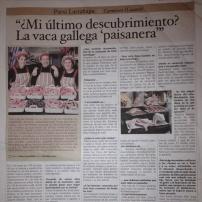 Masgastronomía (18 diciembre, 2012)