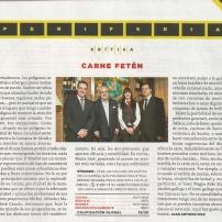 Metrópoli-El Mundo (24 abril, 2014)